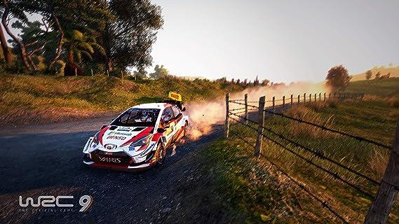 WRC 9. World Rally Championship 9: The Official Game - Versión Española (PS4): Amazon.es: Videojuegos