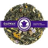"""N° 1174: Tè verde in foglie""""Storia d'amore"""" - 100 g - GAIWAN GERMANY - tè in foglie, tè verde dalla Cina, tè cinese, ananas, papaia, girasole, malva"""