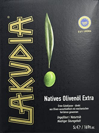 best sneakers 7b0ab 0b13f Lakudia Olivenöl extra nativ, quot Bag in Box quot , 1er Pack (1