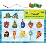 The Very Hungry Caterpillar Magnetic Wood Puzzle Jigsaw Puzzles