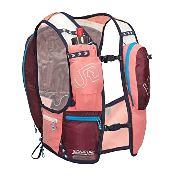 a5c5c584f1 Ultimate Direction Adventure Vesta v4 Womens Hydration Running Vest/Backpack  Coral XS/S