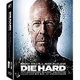 Die Hard 25th Anniversary Collection: Die Hard / Die Hard 2 / Die Hard with a Vengeance / Live Free or Die Hard + Bonus Disc