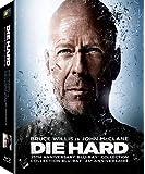 Die Hard 25th Anniversary Collection: Die Hard / Die Hard 2 / Die Hard with a Vengeance / Live Free or Die Hard + Bonus Disc [Blu-ray] (Bilingual)