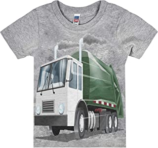 product image for Shirts That Go Little Boys' Garbage Truck T-Shirt