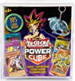 Yu-Gi-Oh! Cards Power Cube - 5 Rares | 5 Battle Decks | A Figure Hanger | Factory Sealed Packs | 75 Common Cards, (Model: B07H1FRKKX)