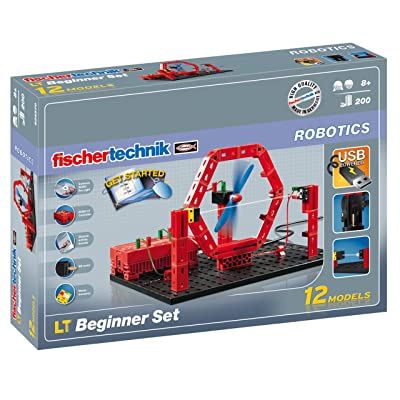 Fischertechnik 524370 - Jeux de Construction - Robotics - Lt Beginner