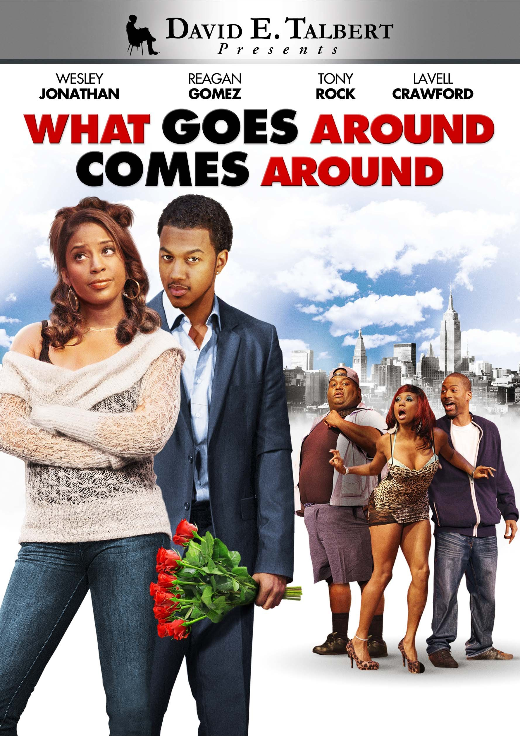 What Goes Around Comes Around by Image Entertainment