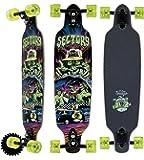 Sector 9 Unisex Dawn of Shred Complete Skateboard, Adult, Asst, 34