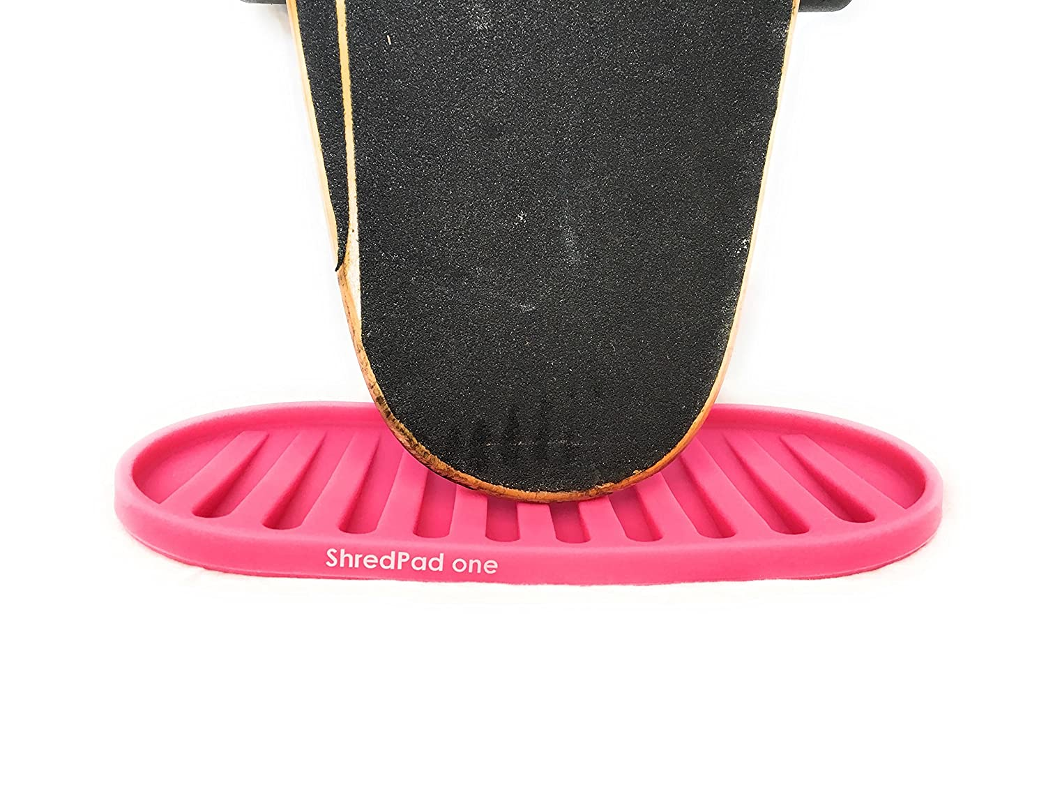 Snowboard Vertical Wall Rack /& Mat Indoor Storage System for Surfboard Skateboard Just Frolic ShredPad Portable Board Display Stand