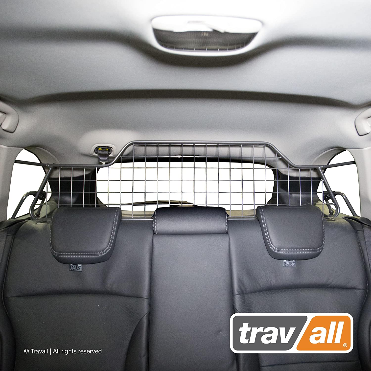 Travall Guard For Subaru Outback 2014 Current Tdg1476 2005 Seat Wiring Rattle Free Luggage And Pet Barrier Supplies