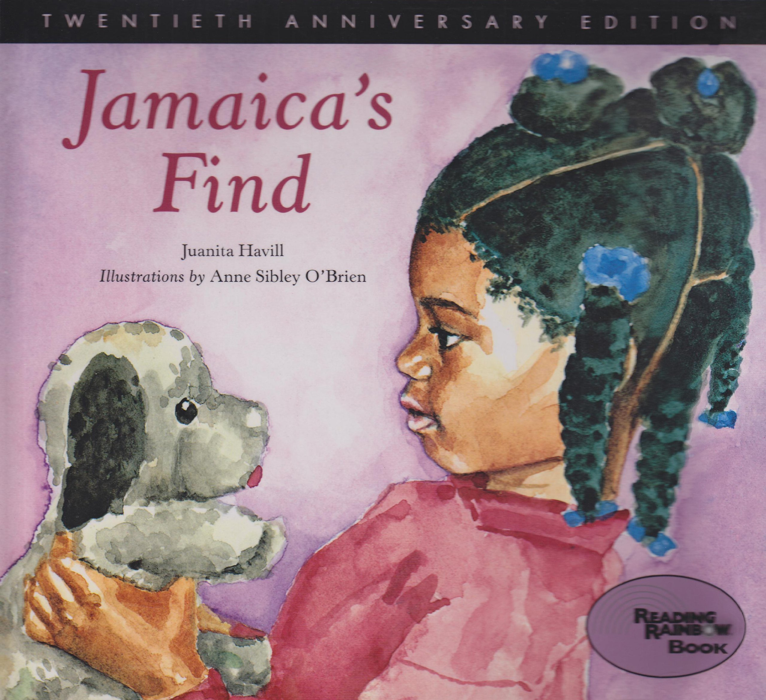 Jamaica's Find Book & CD (Read Along Book and CD)