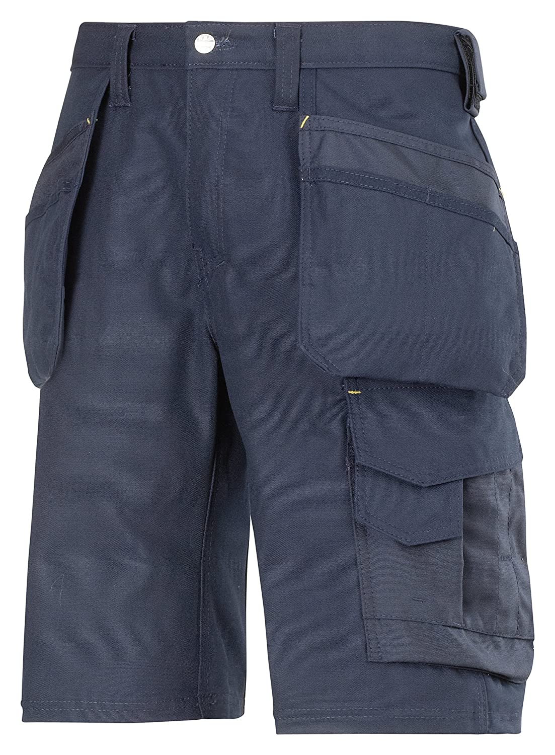 Snickers Canvas+ Shorts navy Gr. 46