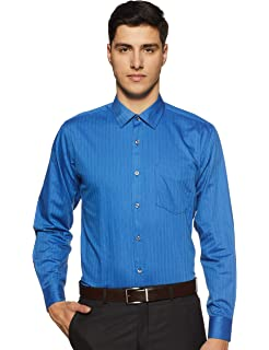 Amazon Brand - Symbol Men's Formal Shirt Formal Shirts at amazon