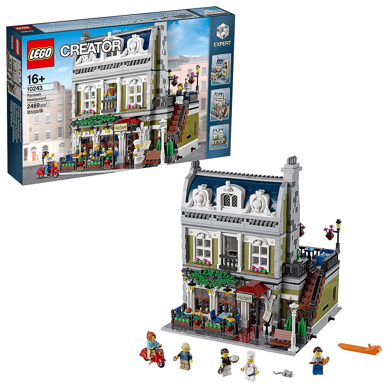 Top 9 Best LEGO Modular Buildings Set Reviews in 2020 9