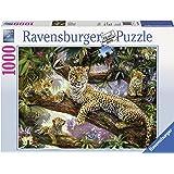 Ravensburger Leopard Family (1000 Pieces)