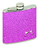Sparkletini 6 Ounce Party Flask Pink by Blush