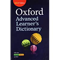 Oxford Advance Learners Dictionary with DVD - ROM