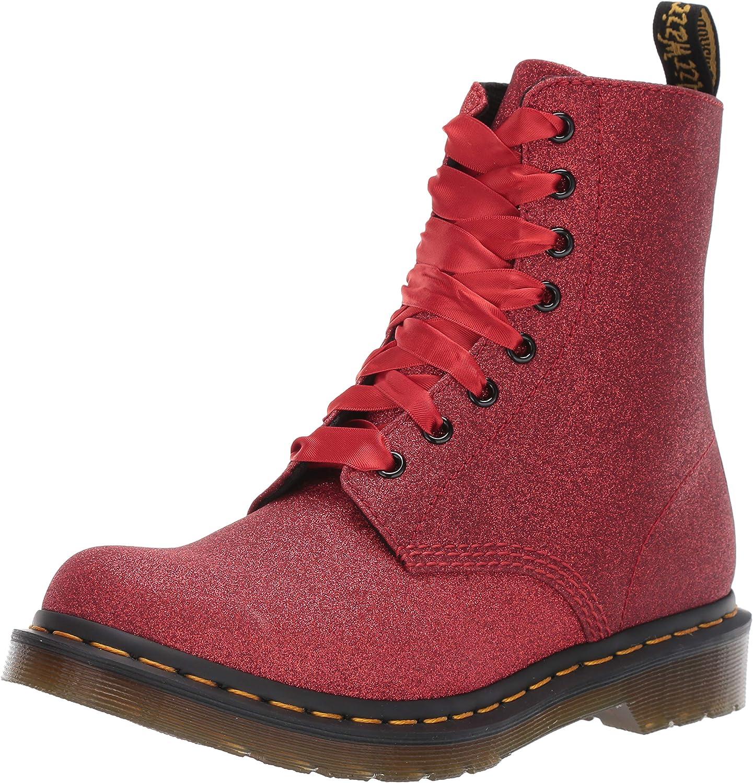glitter doc marten style boots