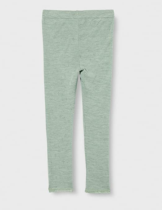 Name It Nmfwang Wool Needle Legging Noos XX Leggings Bambina