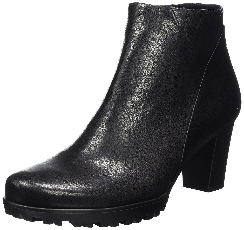 Gabor Shoes Comfort Sport, Botas para Mujer38 EU|Negro (27 Schwarz Micro)