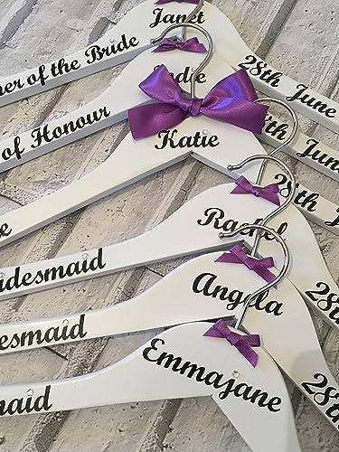 Lace wedding hanger,Bride hanger,Rustic wedding hanger,Personalized wedding hanger,Ornamented Bridal Hanger,White bridal personalized gift