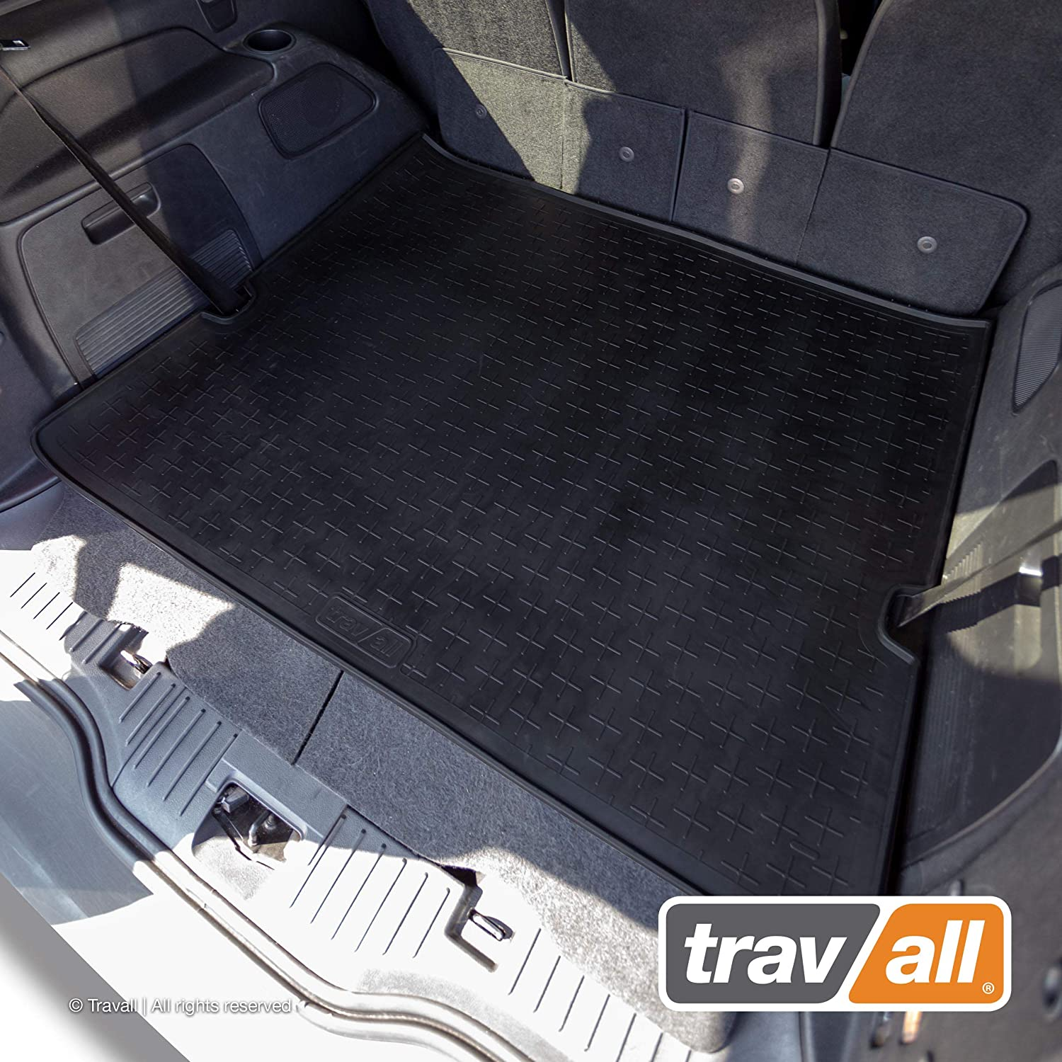 Vehicle-Specific Rubber Boot Mat Liner Travall Liner TBM1011