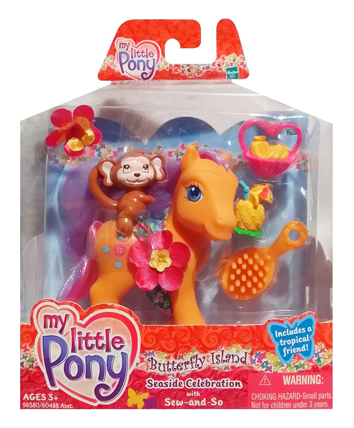 My Little Pony: Butterfly Island Seaside Celebration - Sew-And-So