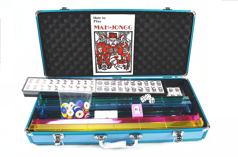 超安い WesternのコンボラックMahjongブルーハードケースAmerican mah-jongg by Solutions C mah-jongg C & H Solutions B074VF7B2B, Oriental Select Shop マリマリ:484fc416 --- yelica.com