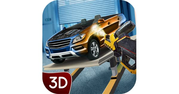 Car Truck Builder Factory Tycoon Game: Auto Car