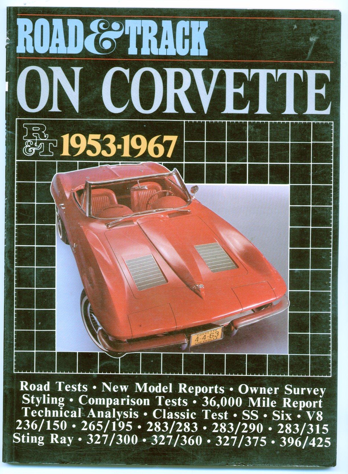 Download Road & track on Corvette (Brooklands Road Tests) PDF
