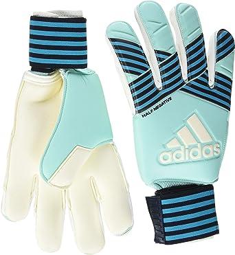 atómico Abrumador Premisa  adidas Ace Half Negative Goalkeeper Gloves, Unisex, ACE Half Negative:  Amazon.co.uk: Clothing