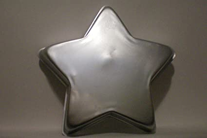 Amazon Wilton Star Cake Pan Instructions Included For Baby