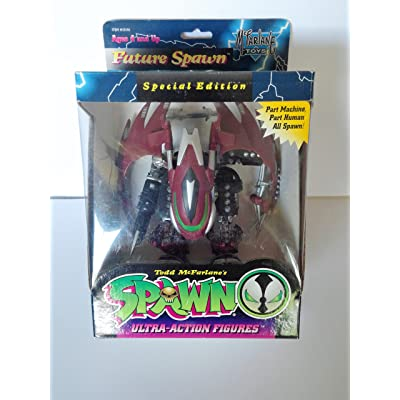 Future Spawn Special Edition 1995 McFarlane Action Figure: Toys & Games