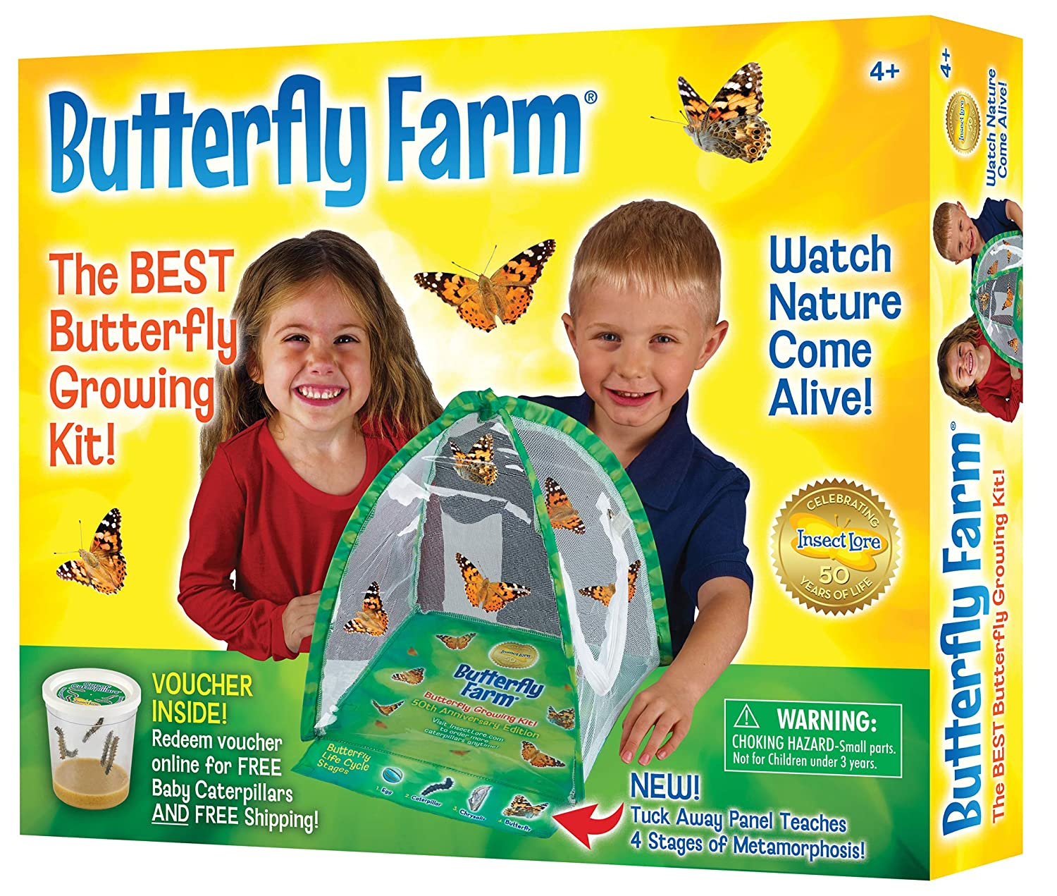 Insect Lore Butterfly Farm