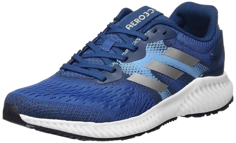 Adidas Aerobounce M, Zapatillas de Running para Hombre 44 2/3 EU|Azul (Azul/(Azubas/Plamet/Azuvap) 000)