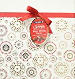 Loc Maria Milk Crepes Belgian Chocolate Biscuits in a Gift Box Net Wt 19.3 Oz (546 g)