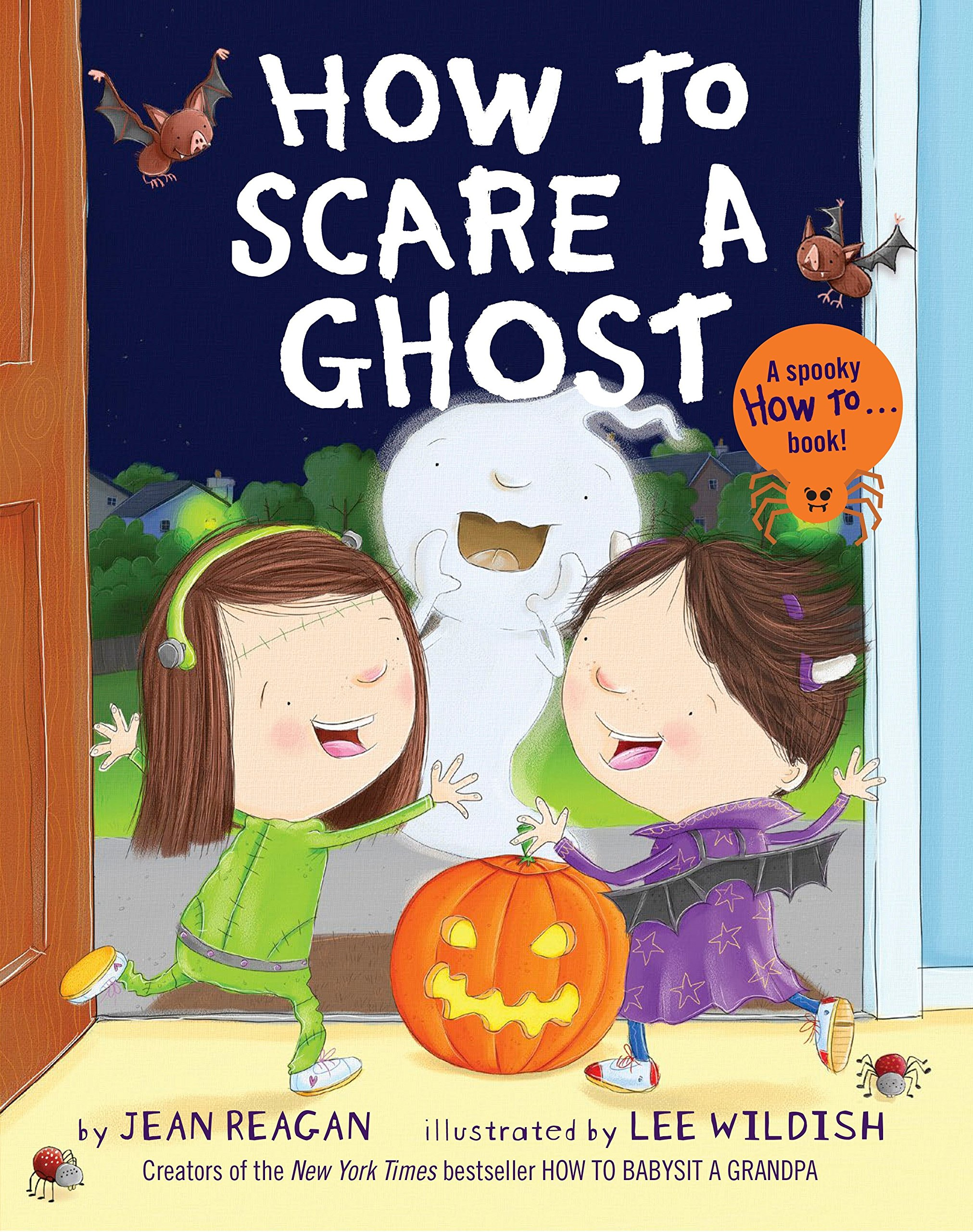 How to Scare a Ghost by Knopf Books for Young Readers (Image #1)