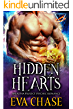 Hidden Hearts (Alpha Project Psychic Romance Book 2)