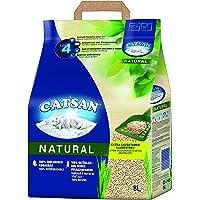Catsan Natural – biologicznie degradowalny żwirek dla kotów – skuteczna neutralizacja zapachów oraz wiązanie wilgoci