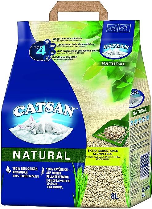 Catsan 4008429117138 - Arena para Gatos (1 x 8 l)
