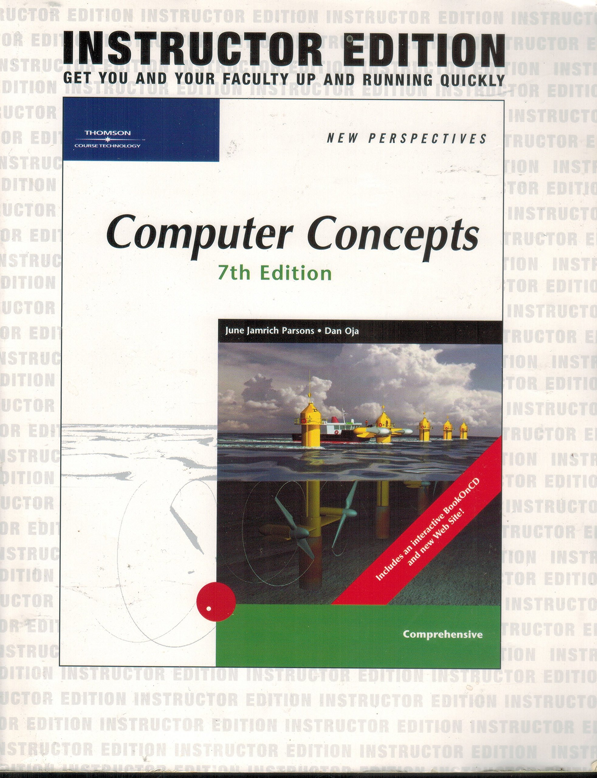 Download Computer Concepts 7th Ed., Comprehensive Instructor Edition,pb,2004 pdf epub