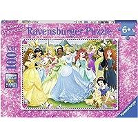 Ravensburger (109388) 100 Parça Puzzle Wd, Ench Prin