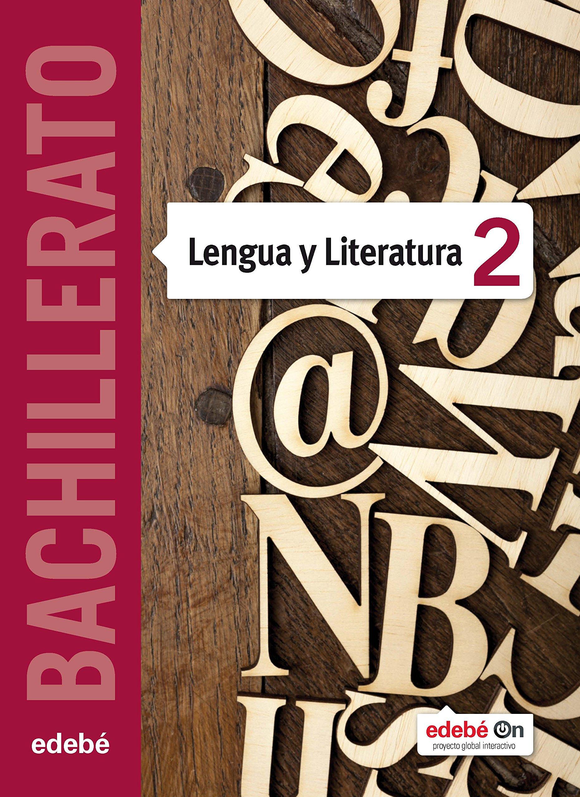 LENGUA Y LITERATURA TX2 (CAS) - 9788468317458: Amazon.es: Edebé, Obra Colectiva: Libros