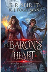 The Baron's Heart: Heroes of Ravenford Book 5 Kindle Edition