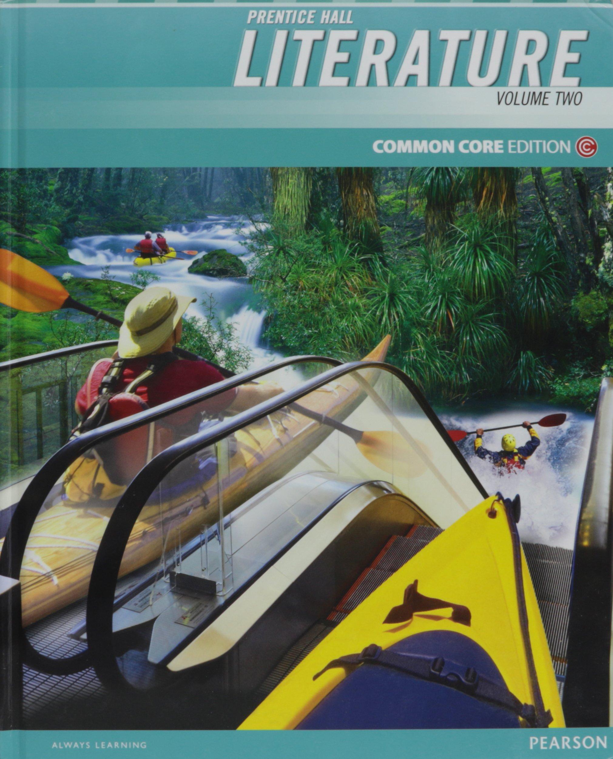 Prentice Hall Literature 9 vol. 2 ebook