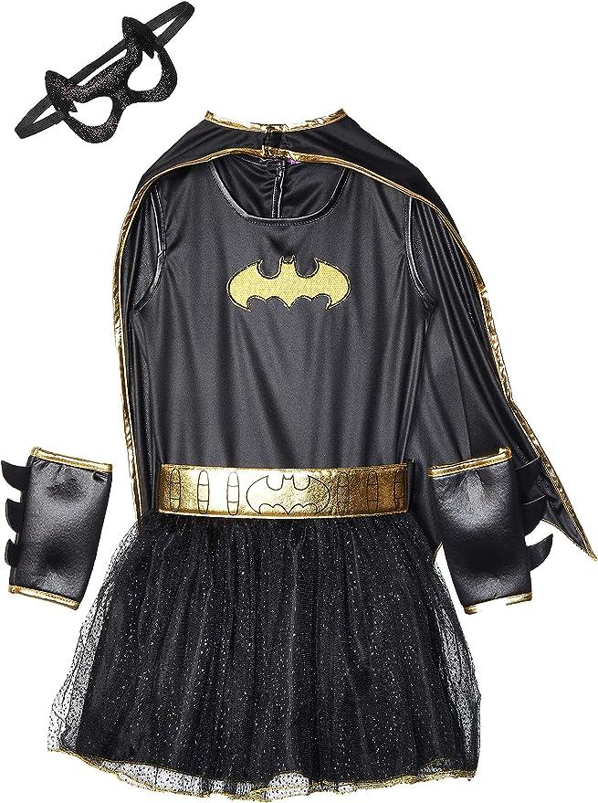 Rubie's Justice League Child's Batgirl Tutu Dress - Medium