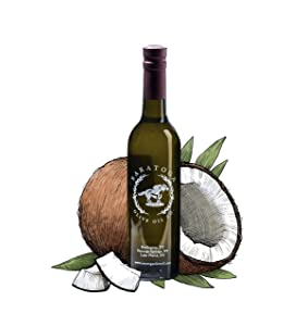 Saratoga Olive Oil Company Coconut White Balsamic Vinegar 200ml (6.8oz)