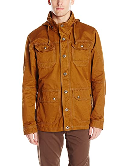 6ef57c3ed2a Kuhl Men s Kollusion Jacket - Teak - L  Amazon.co.uk  Sports   Outdoors