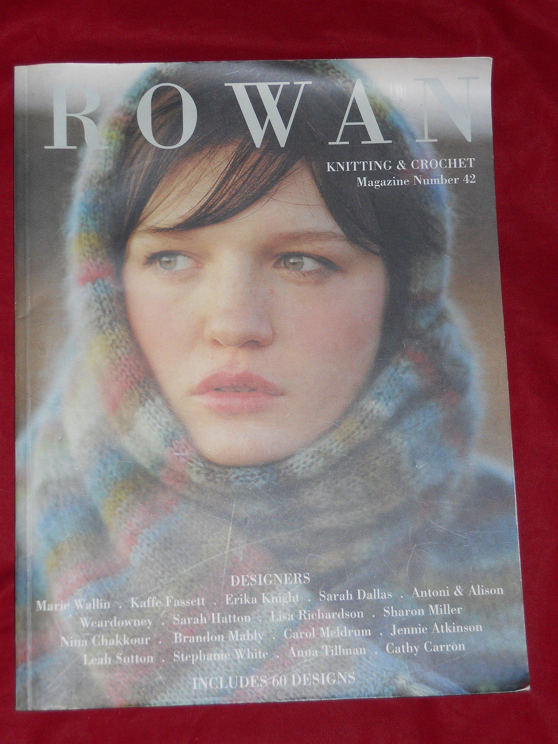 Read Online Rowan Knitting & Crochet Magazine No. 42 PDF
