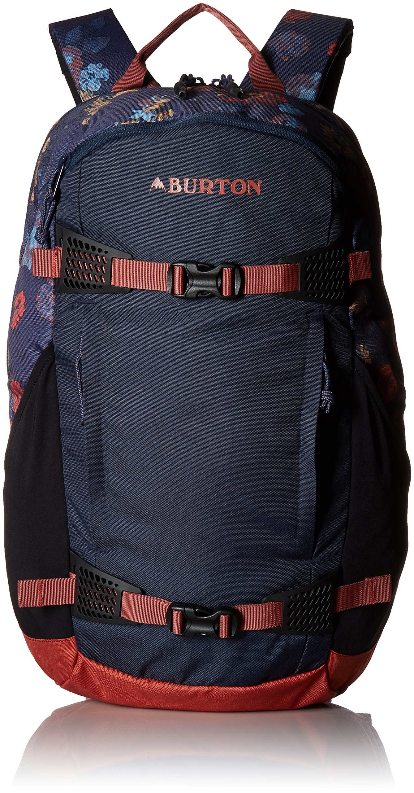 Burton Women's Day Hiker Backpack [25l], Mood Indigo Wildflowers, One Size